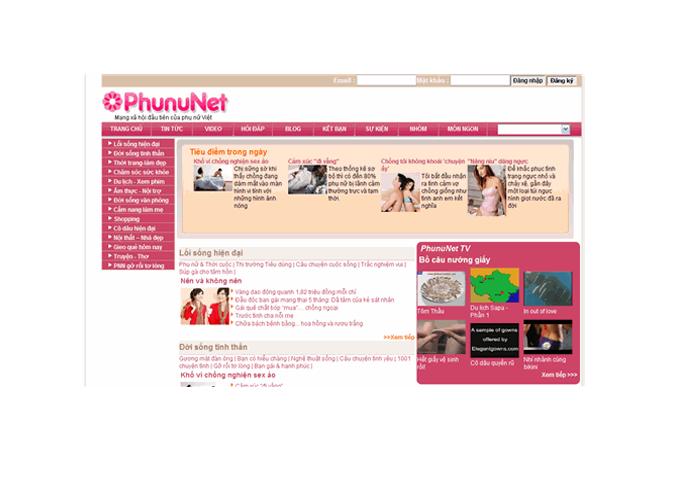 báo giá phununet