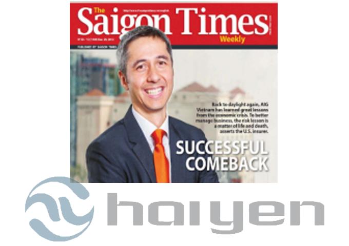 Bảng giá quảng cáo The Saigon Times Weekly mới nhất