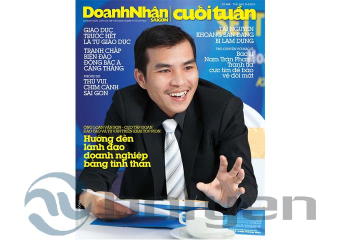 Bảng giá quảng cáo Báo Doanh nhân Sài Gòn cuối tuần mới nhất