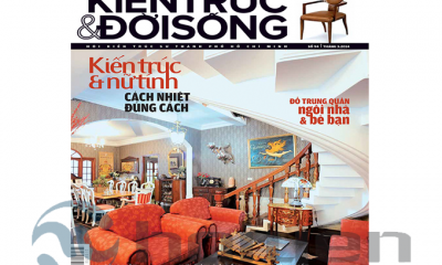 báo giá quảng cáo báo kiến trúc và đời sống báo giấy