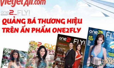 bảng giá quảng cáo tạp chí on 2 fly