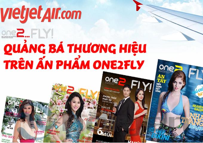 Bảng giá quảng cáo Tạp chí One 2 Fly mới nhất