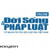 quảng cáo báo doisongphapluat.com