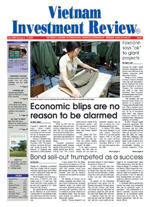bảng báo giá quảng cáo báo Vietnam Investment Review