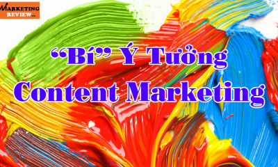Bí ý tưởng content marketing - http://marketingreview.vn/
