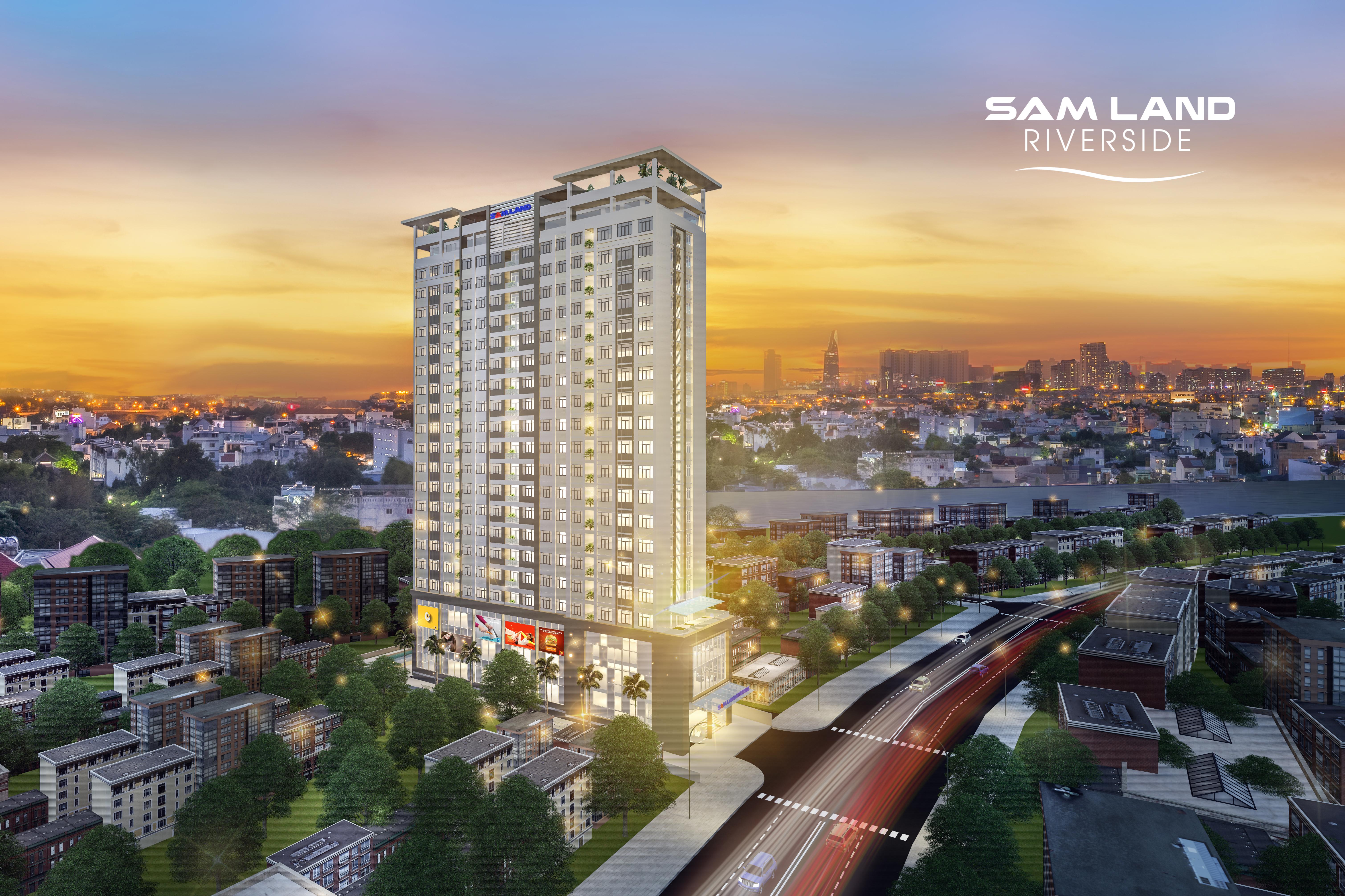 dự án Samland Riverside
