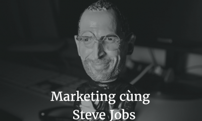 Cách marketing của Steve Jobs