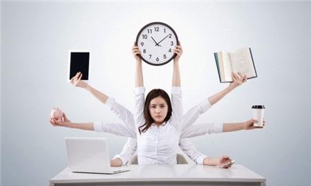 sự tập trung trong công việc