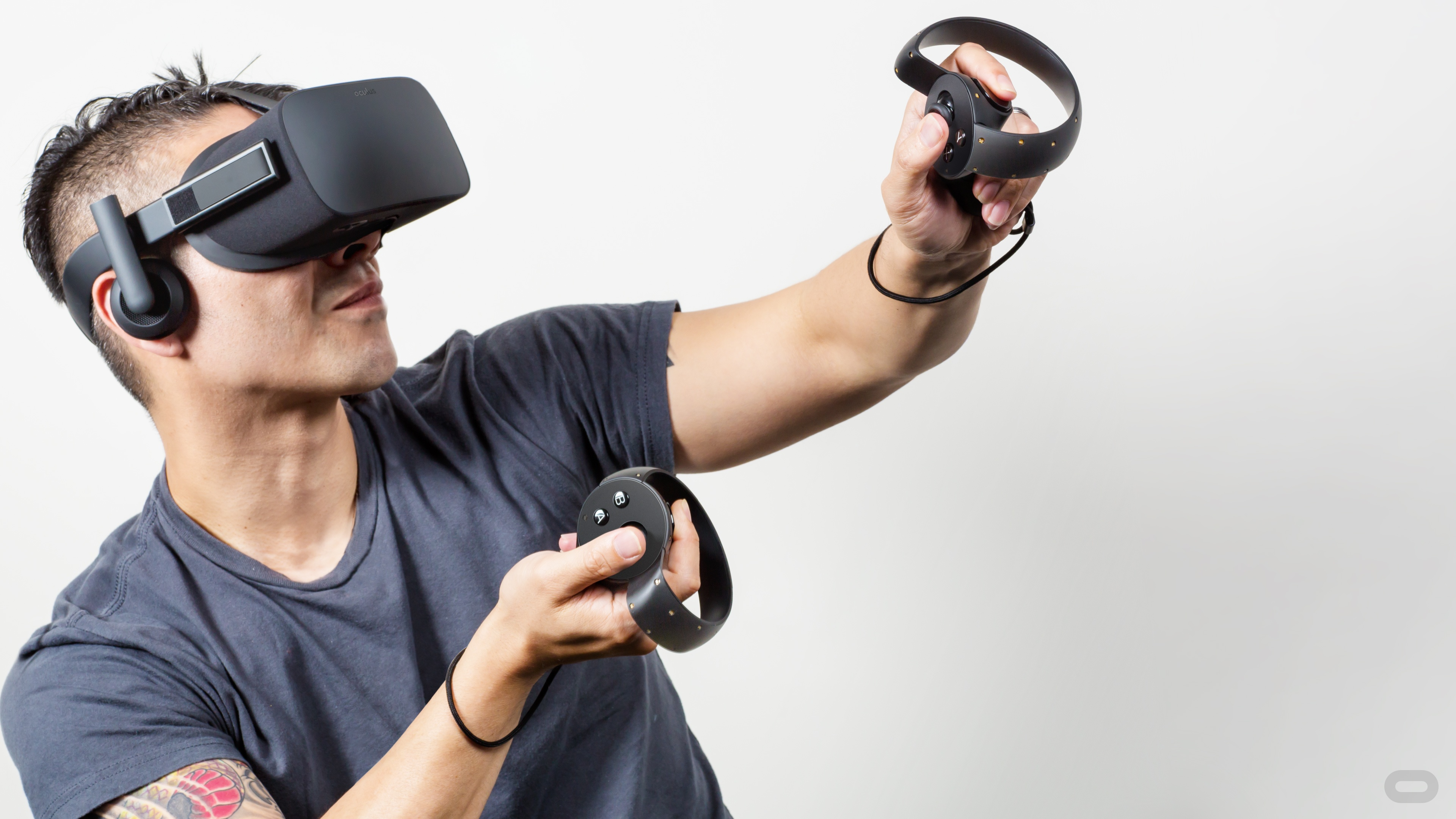 Kính thực tế ảo Oculus Rift