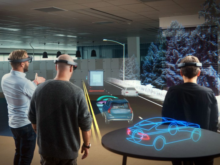 Thiết kế với công nghệ thực tế ảo VR