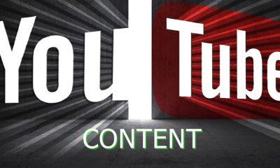 nội dung kênh youtube