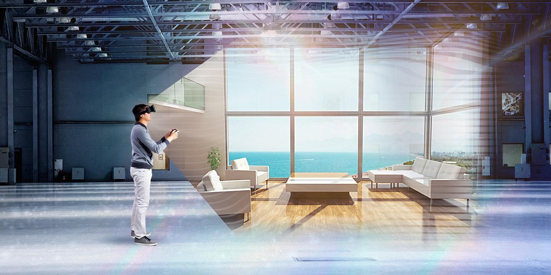 Ứng dụng công nghệ thực tế ảo trong bất động sản