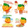 Ứng dụng Zalo Sticker hiệu quả như Mirinda