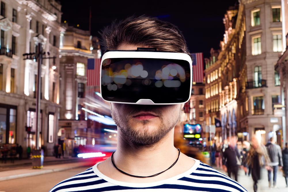 Công nghệ thực tế ảo VR 2018
