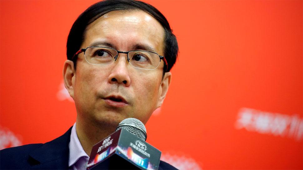 Daniel Zhang, người kế nhiệm Jack Ma