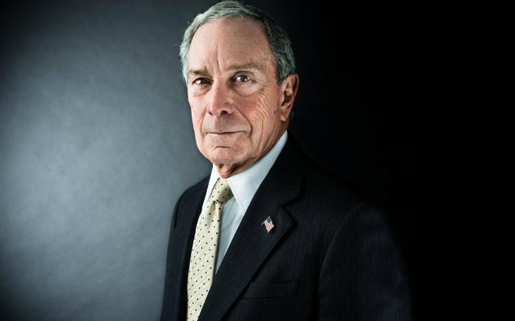 Tỷ phú Michael Bloomberg - nhà sáng lập, Chủ tịch Hội đồng Quản trị kiêm CEO của Bloomberg L.P. Ảnh: NYT.