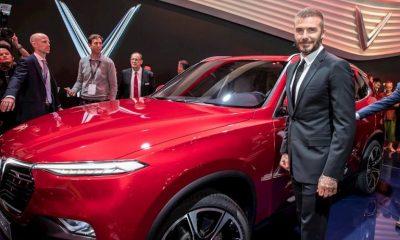 Sự xuất hiện của siêu sao David Beckham làm tăng sự tin tưởng