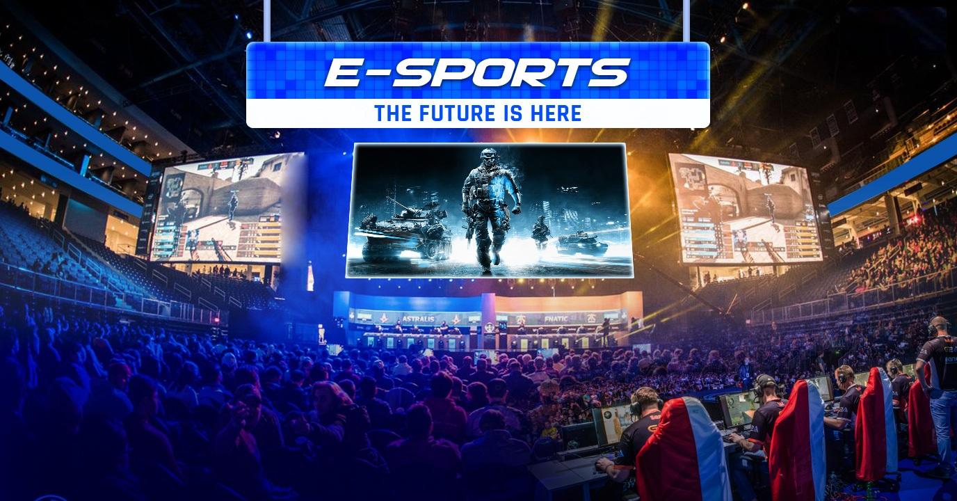 Kết quả hình ảnh cho eSports