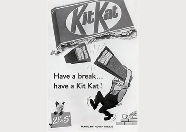 """""""Have a break, have a Kit Kat"""" – Slogan ấn tượng nhất mọi thời đại marketingreview.vn 1"""