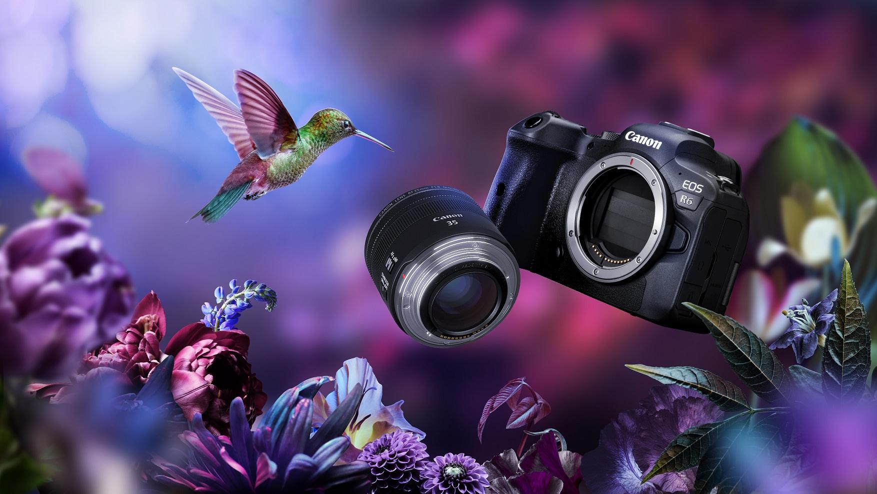 Canon ra mắt máy ảnh EOS R5, R6 và loạt ống kính mới marketingreview.vn 1