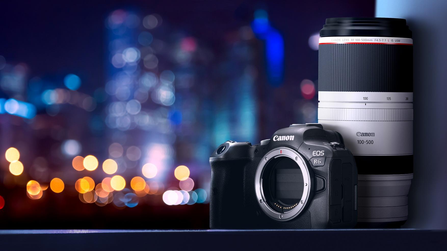 Canon ra mắt máy ảnh EOS R5, R6 và loạt ống kính mới marketingreview.vn 3