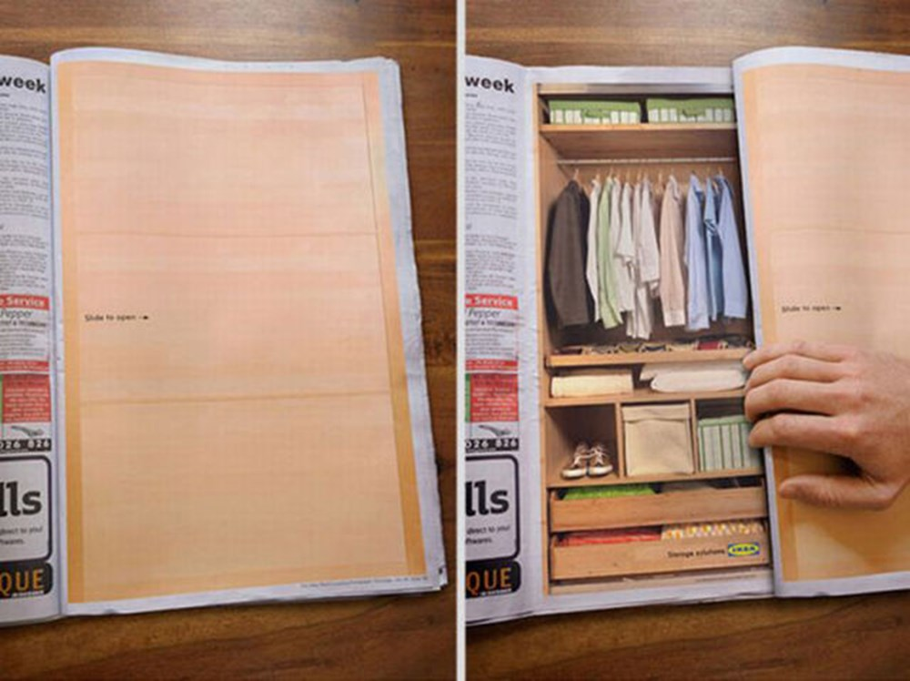 Quảng cáo trên tạp chí cuốn hút người đọc như thế nào? marketingreview.vn 2