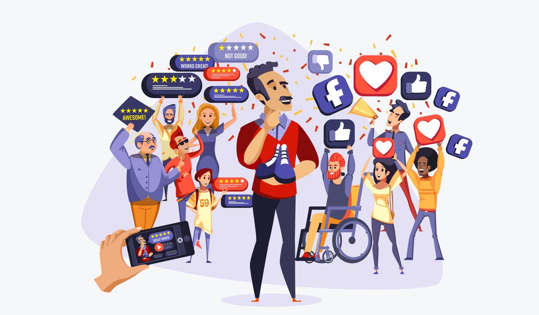 Social Proof - Tận dụng tâm lý đám đông để thu hút khách hàng marketingreview.vn 3