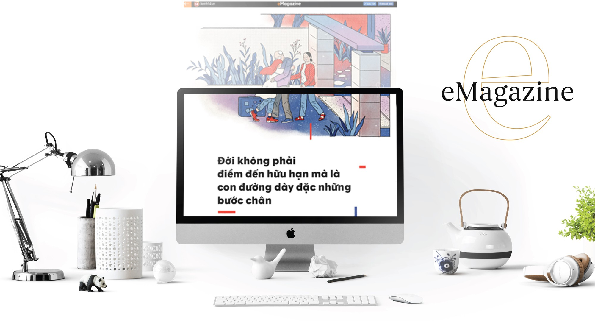 Tổng quan về emagazine, hình thức làm báo điện tử sống động hấp dẫn marketingreview.vn 2