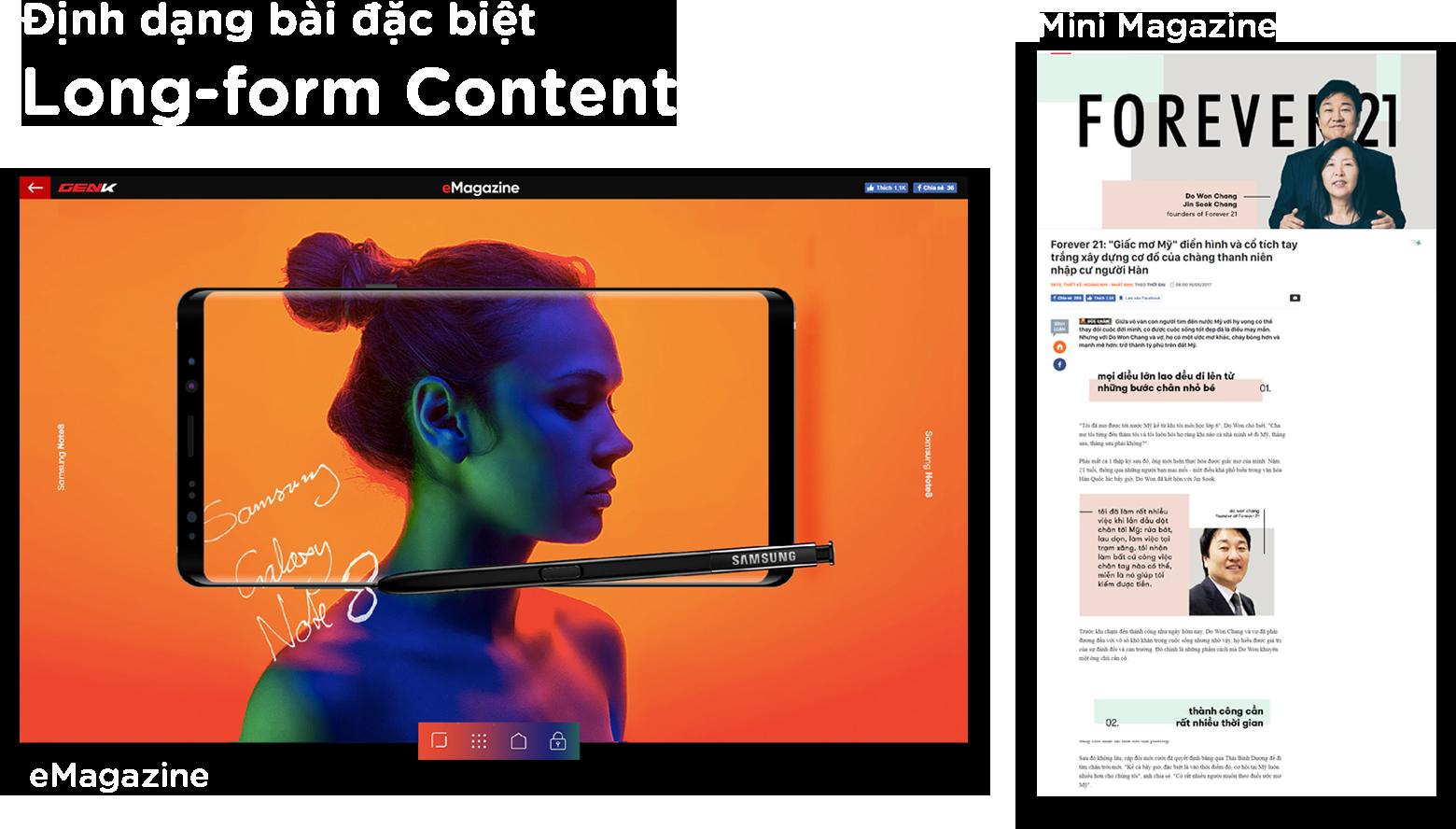 Tổng quan về emagazine, hình thức làm báo điện tử sống động hấp dẫn marketingreview.vn 3