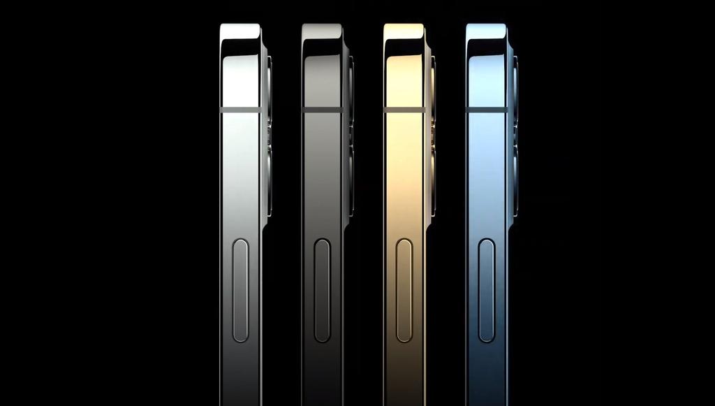 """iPhone 12 Pro và 12 Pro Max: Camera tiên tiến, cấu hình cao, xứng đáng 2 từ """"siêu phẩm"""" marketingreview.vn"""