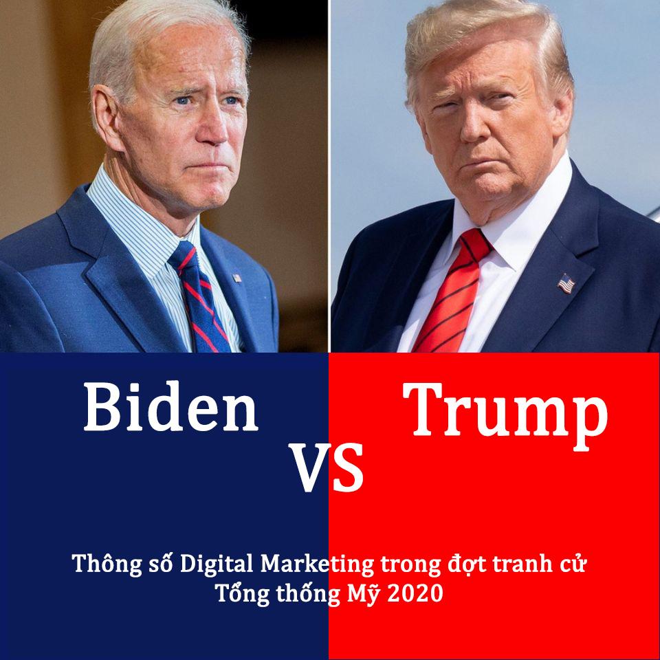 Digital Marketing và thông số bầu cử Tổng thống Mỹ 2020 marketingreview.vn