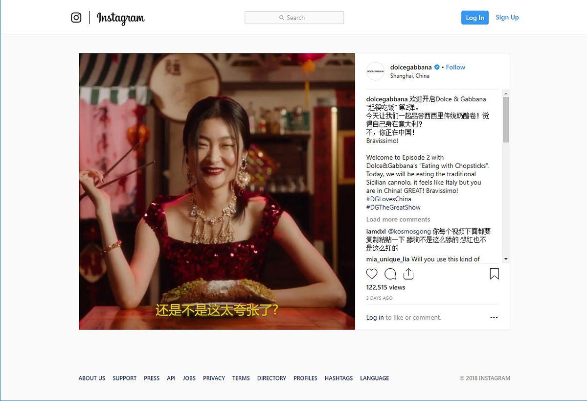 Dolce & Gabbana bản lĩnh hồi sinh và khả năng vượt qua mọi cơn bão marketingreview.vn 1