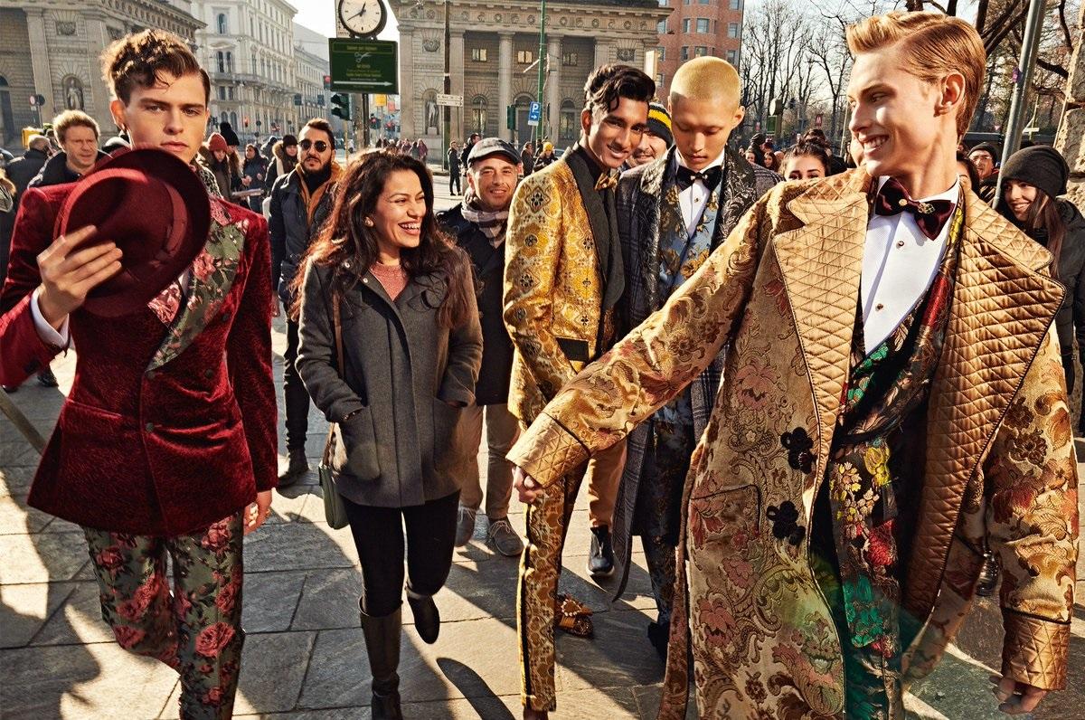 Dolce & Gabbana bản lĩnh hồi sinh và khả năng vượt qua mọi cơn bão marketingreview.vn