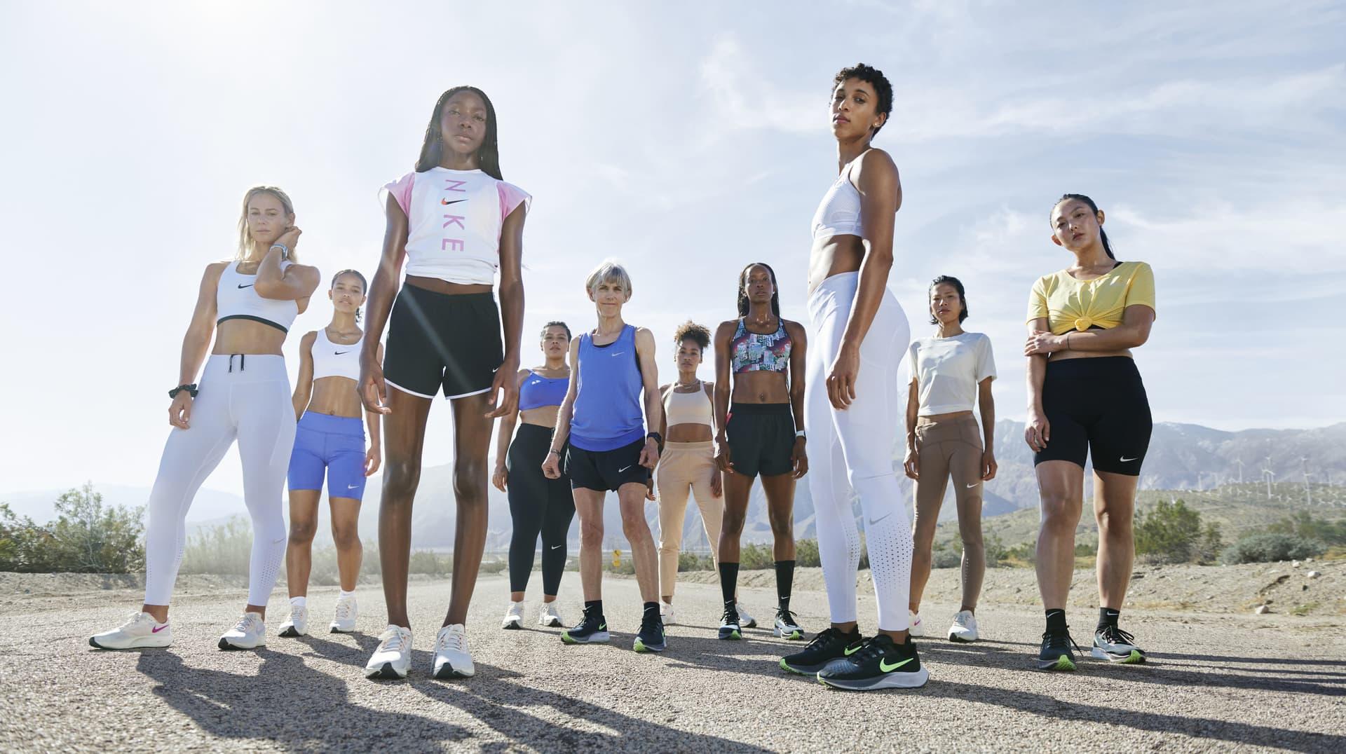 """Nike: Chiến thuật xây dựng thương hiệu """"chiếc gương lệch"""" marketingreview.vn 4"""