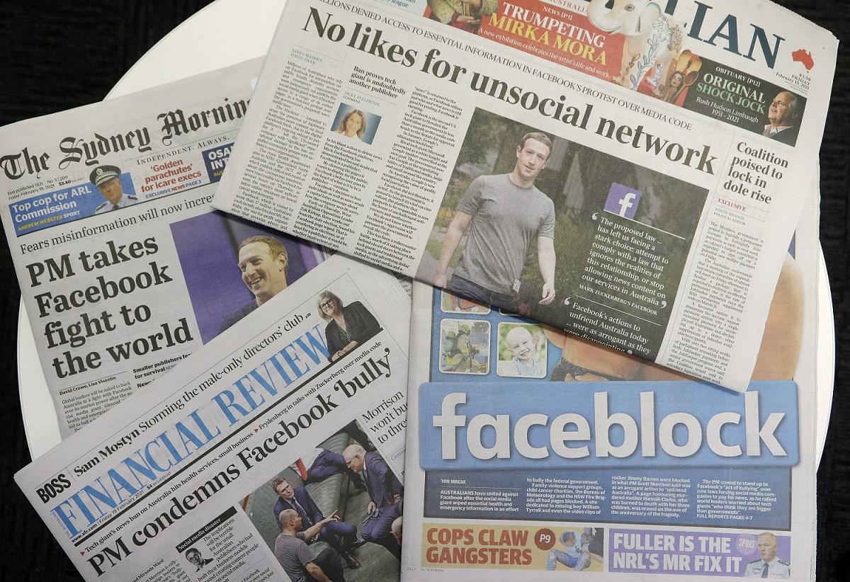 Facebook thừa nhận sai lầm tại Australia, cam kết trả 1 tỷ USD cho tin tức kinhtetrithuc.vn 2