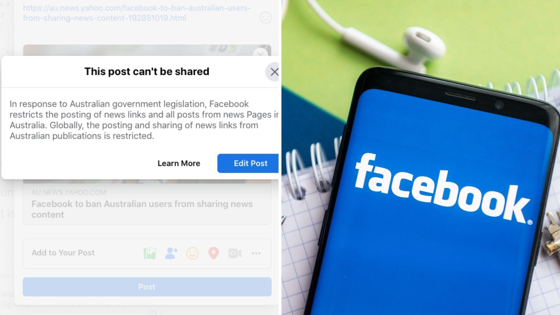 Facebook thừa nhận sai lầm tại Australia, cam kết trả 1 tỷ USD cho tin tức kinhtetrithuc.vn 1