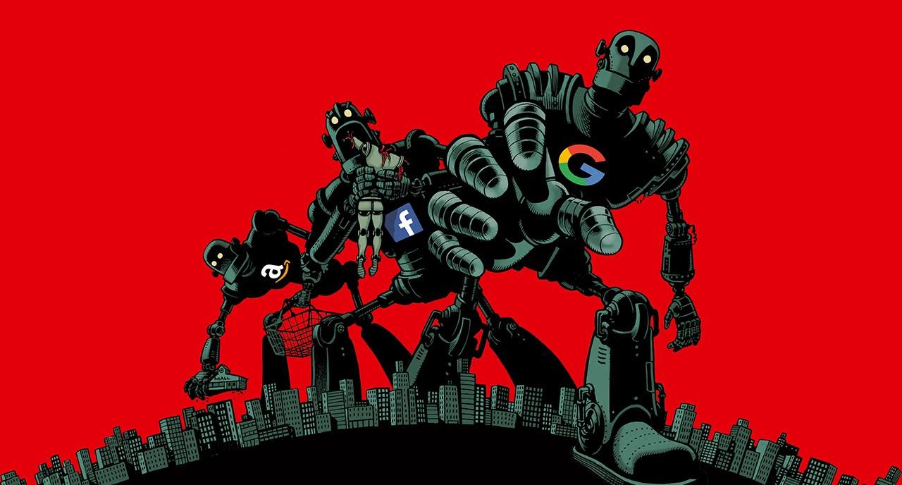 Những kẻ muốn phá vỡ thế độc quyền đang thay đổi giới công nghệ marketingreview.vn 2
