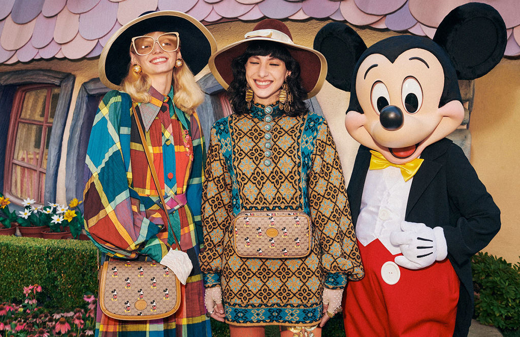 Gucci x Mickey Mouse