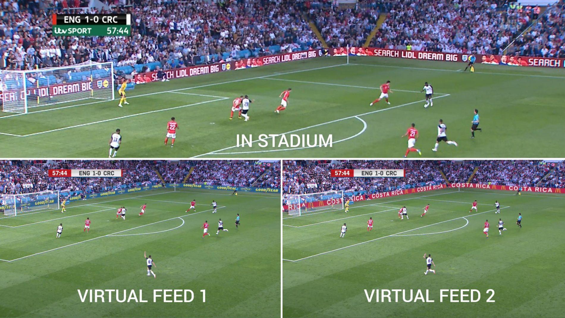 Bí ẩn Euro: Quảng cáo trên sân khác biệt khi xem các kênh khác nhau? marketingreview,vn 1